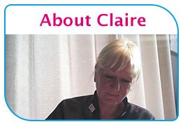 About Claire